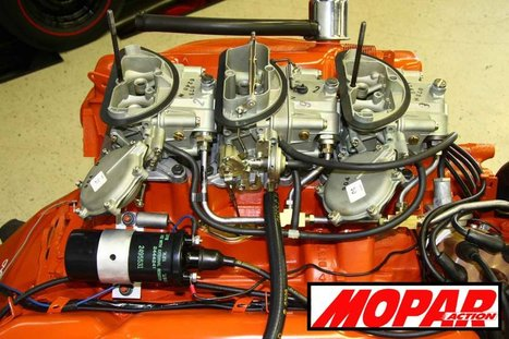 MCG Expert Panel – Ignition Coil Distributor Wiring Diagram 318 Poly Block