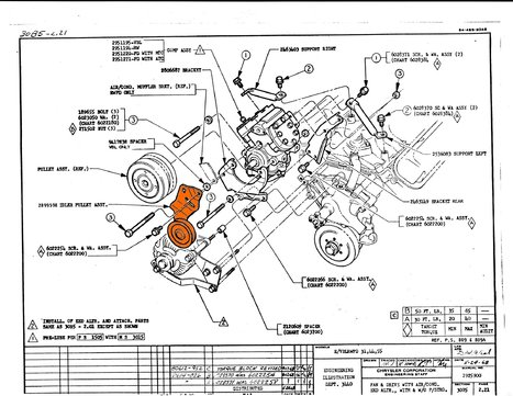 Restoration on carburetor linkage for dodge 318 engine diagram