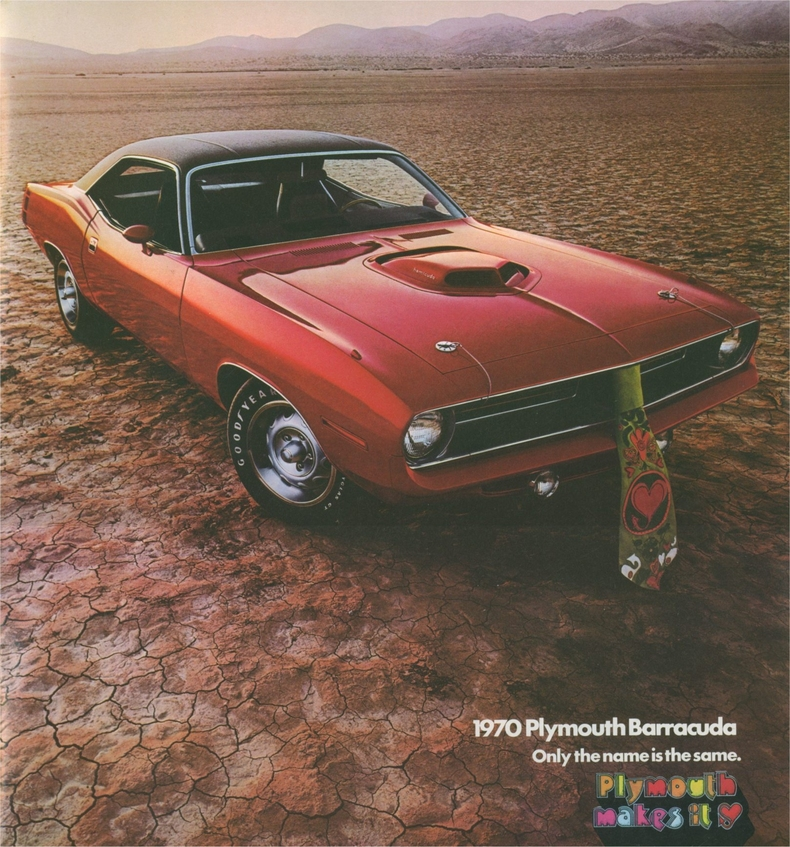 1970 Barracuda Specs Colors Facts History And