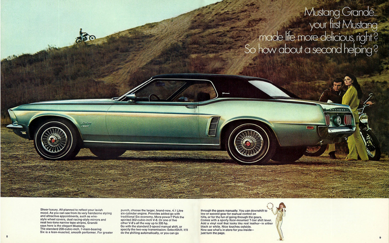 1969 Mustang Specs Colors Facts History And