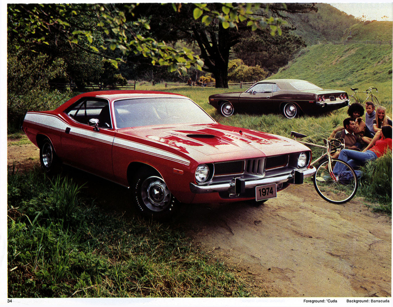 1974 Barracuda Specs Colors Facts History And
