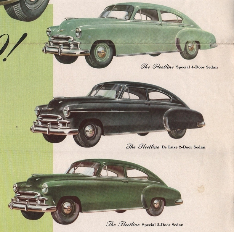 1950 Bel Air Specs Colors Facts History And