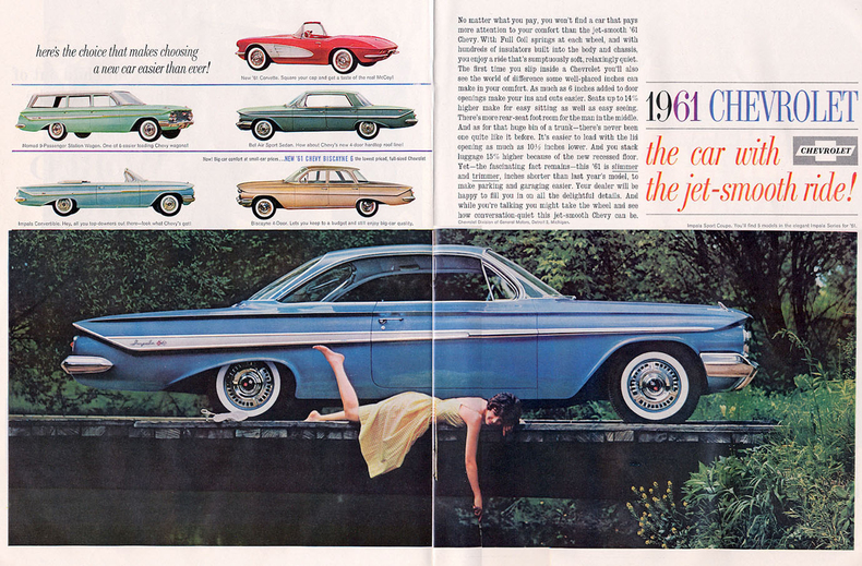 1961 Impala Specs Colors Facts History And Performance