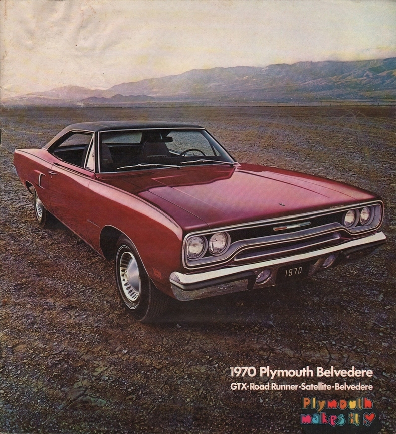 Road Runner Auto Sales >> 1970 Road Runner Specs, Colors, Facts, History, and Performance | Classic Car Database