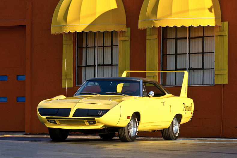 1970 Superbird Specs Colors Facts History And