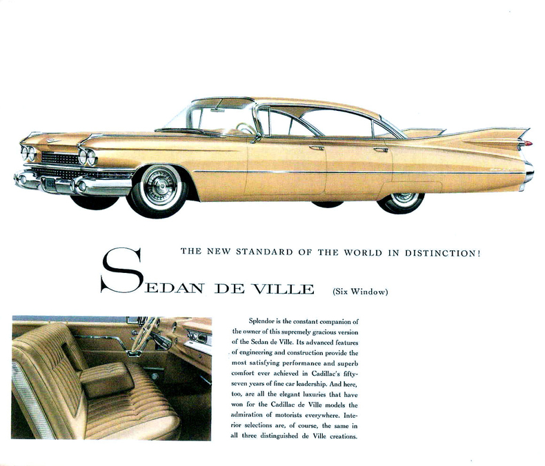 1959 Deville Specs Colors Facts History And