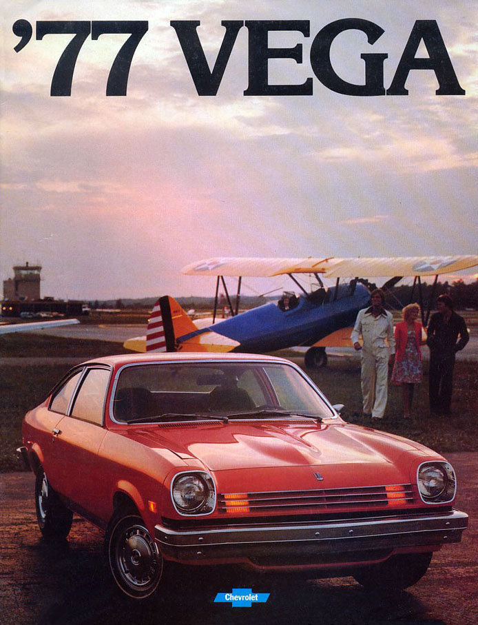 1977 Vega Specs Colors Facts History And Performance