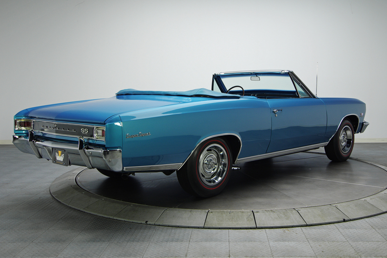 1966 Chevelle Specs Colors Facts History And Performance Classic Car Database