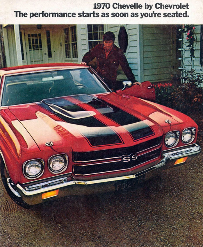 1970 Chevelle Specs Colors Facts History And
