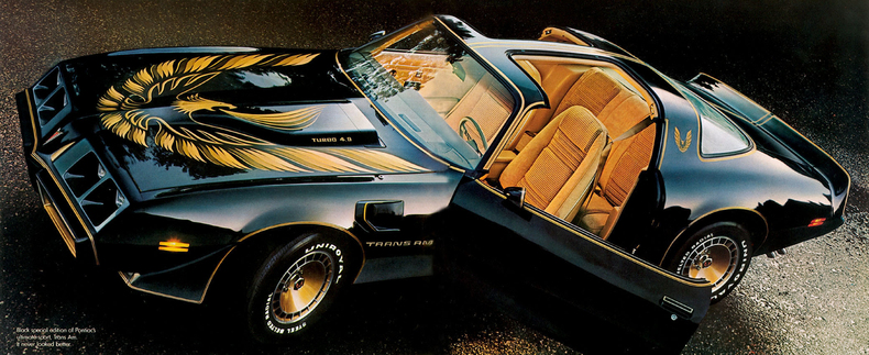 1980 FIrebird Specs, Colors, Facts, History, and ...