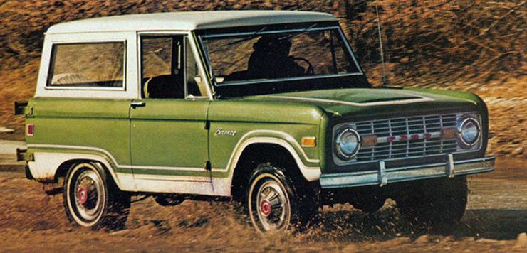 1969 Ford Bronco Post Mcg Social Myclassicgarage