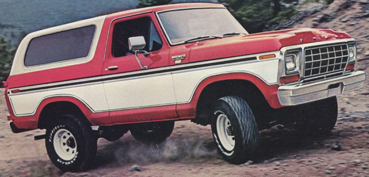 1978 ford bronco post mcg social myclassicgarage