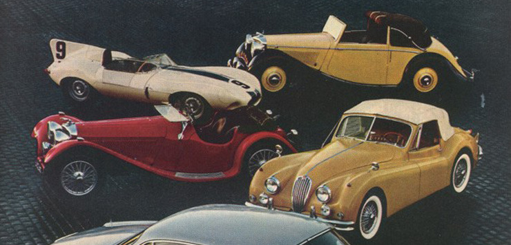 1976 jaguar xjs post mcg social myclassicgarage for Who owns jaguar motor company