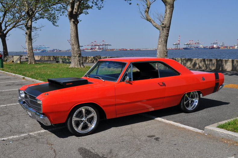 1969 Dodge dart swinger for sale