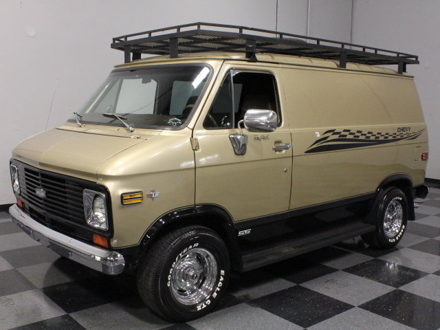 Tan 1976 Chevrolet G10 For Sale Mcg Marketplace
