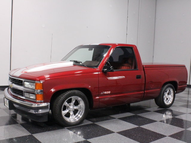 Maroon 1992 Chevrolet C1500 For Sale Mcg Marketplace