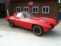 Chevrolet Corvette Split Window