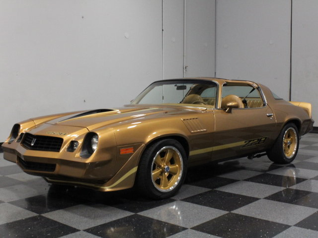 Camel 1979 Chevrolet Camaro For Sale Mcg Marketplace