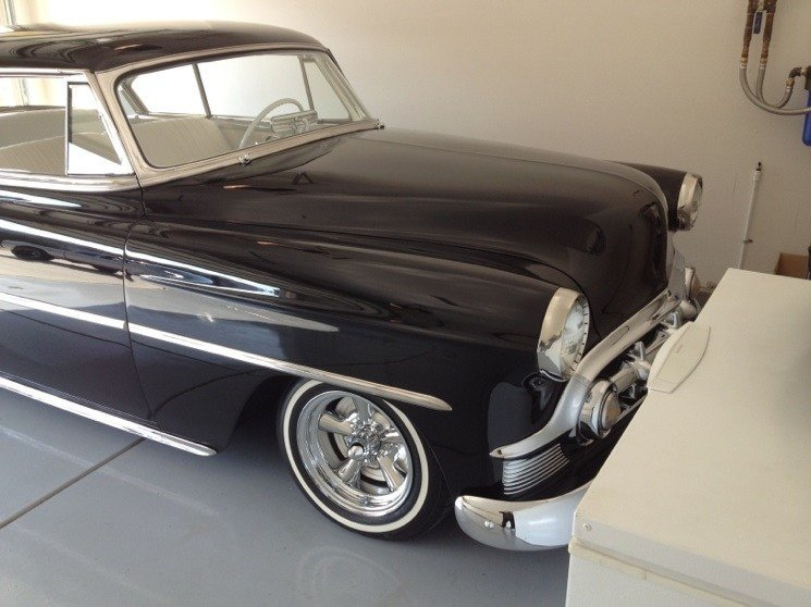 1953 chevrolet bel air hardtop post mcg social for 1953 chevy belair 2 door hardtop
