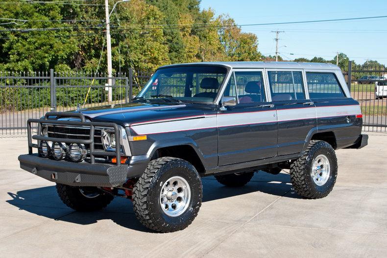 1988 Jeep Grand Wagoneer Post Mcg Social