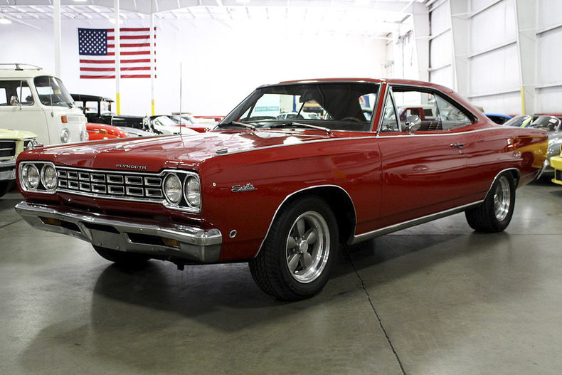 1968 Charger For Sale >> 1968 Plymouth Satellite | Post - MCG Social™ | MyClassicGarage™