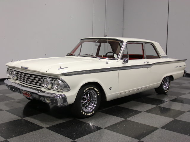 1962 Ford Fairlane Post Mcg Social Myclassicgarage