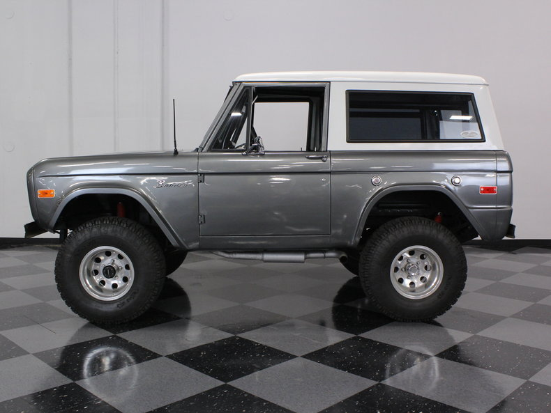 1970 Ford Bronco Post Mcg Social Myclassicgarage