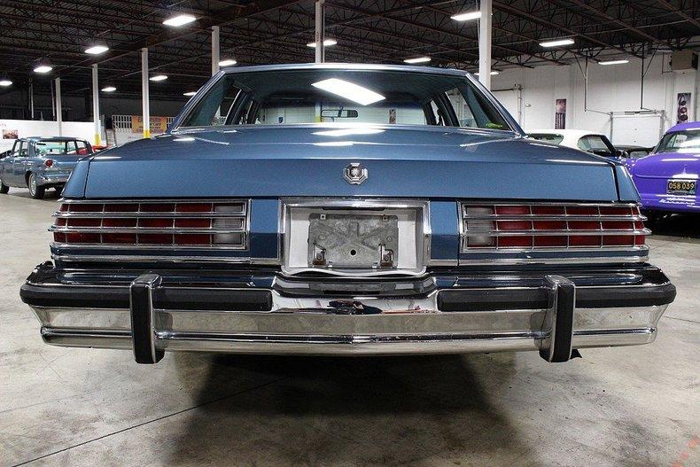1977 pontiac bonneville post mcg social for Garage auto bonneville