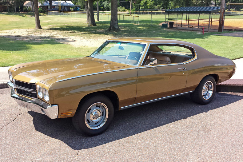 1970 Chevrolet Malibu Post Mcg Social Myclassicgarage