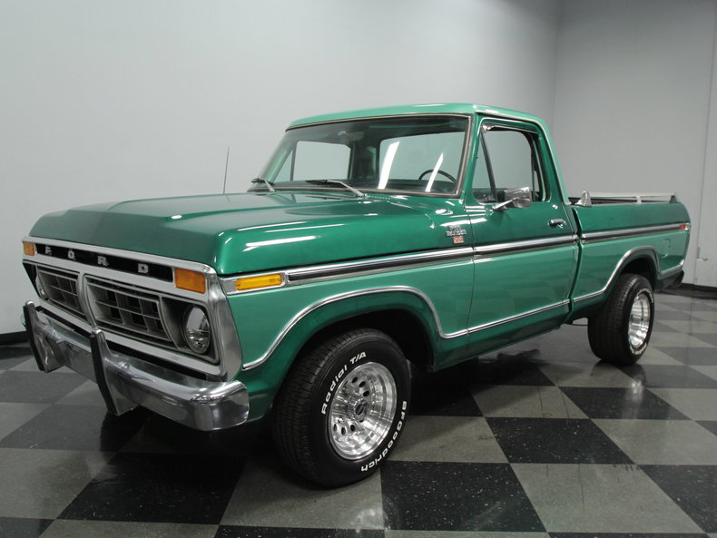 1977 ford f 100 post mcg social myclassicgarage. Black Bedroom Furniture Sets. Home Design Ideas