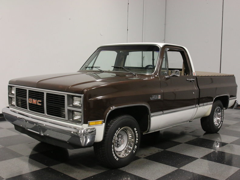 1984 Gmc High Sierra Post Mcg Social Myclassicgarage