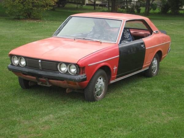1972 dodge colt post mcg social myclassicgarage. Black Bedroom Furniture Sets. Home Design Ideas