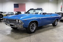 Chevrolet Chevelle Convertible