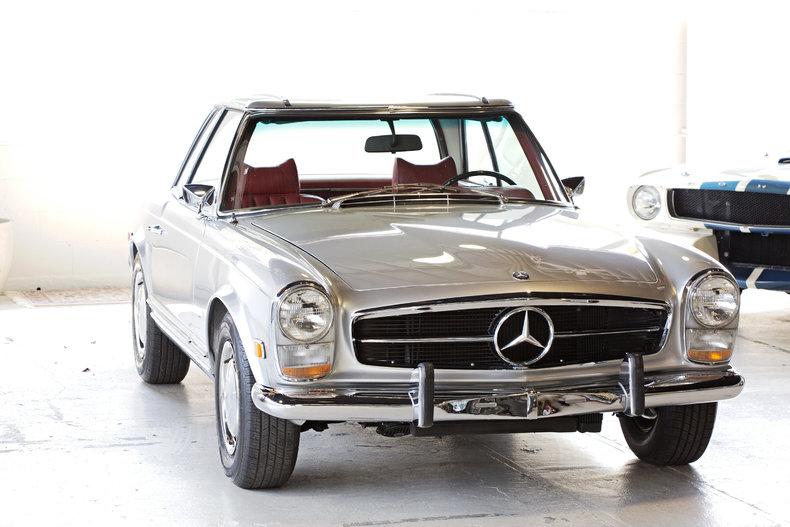 1968 Mercedes Benz 250 Sl For Sale Mcg Marketplace