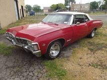 1967 impala specs, colors, facts, history, and performance