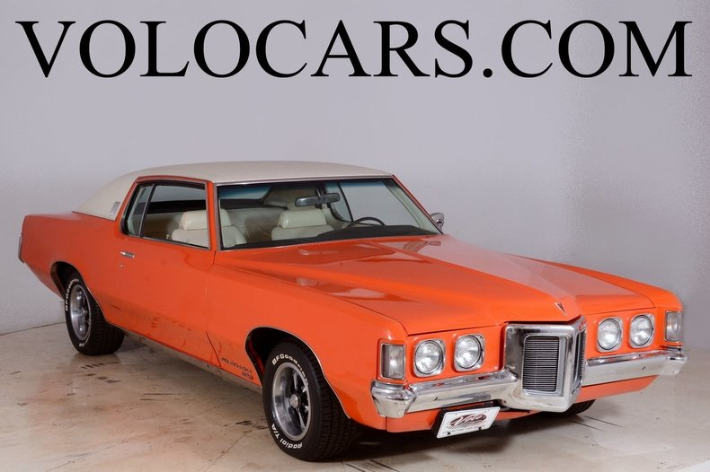carousel red 1969 pontiac grand prix sj for sale mcg. Black Bedroom Furniture Sets. Home Design Ideas