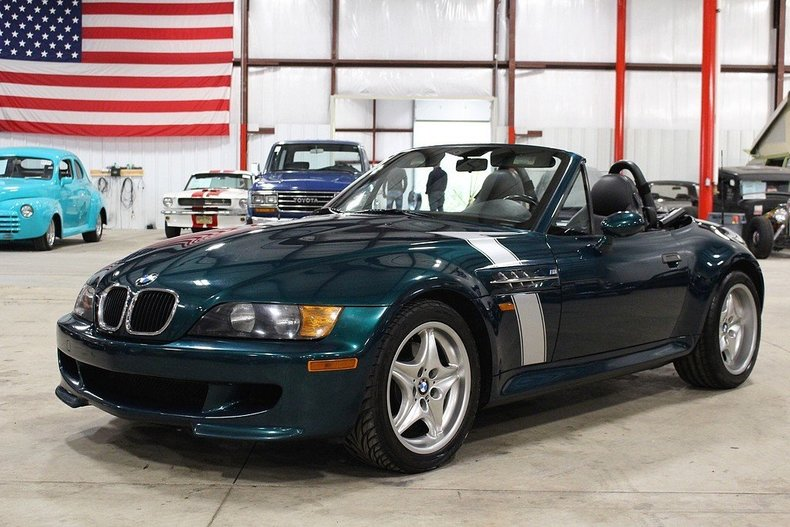 1998 Bmw Z3 M Roadster Post Mcg Social Myclassicgarage