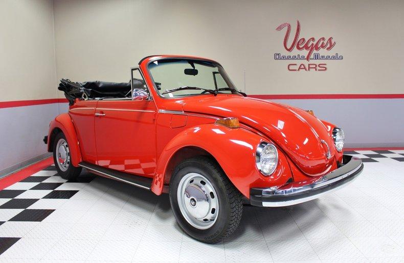 Red 1978 volkswagen beetle for sale mcg marketplace for Garage volkswagen flers