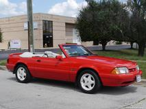Ford Mustang LX convertible