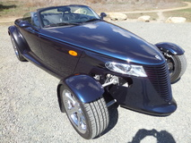 Chrysler Prowler Mulholland Edition