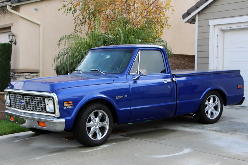1967 72 Chevy 4x4 For Sale.html | Autos Post