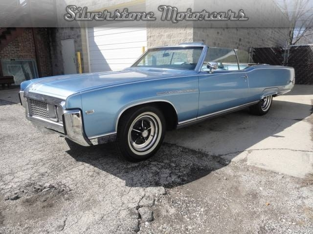 Blue 1969 Buick Electra 225 For Sale