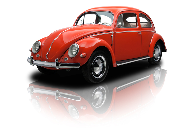 Old Bug Car For Sale