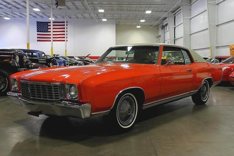 1972 Monte Carlo 454 For Sale Craigslist | Autos Post