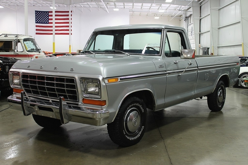 1978 F150 4x4 for Sale
