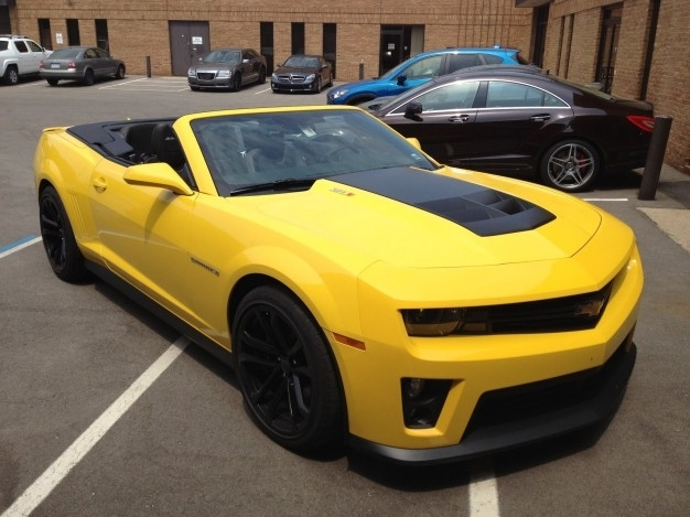 banana yellow 2013 chevrolet camaro zl1 for sale mcg marketplace. Cars Review. Best American Auto & Cars Review