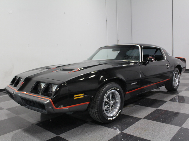 Black 1979 Pontiac Firebird Formula For Sale Mcg Marketplace