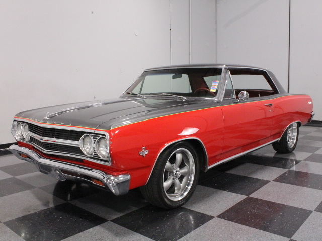 red 1965 chevrolet chevelle for sale mcg marketplace