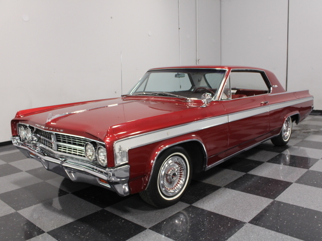 Red 1963 Oldsmobile Starfire For Sale Mcg Marketplace