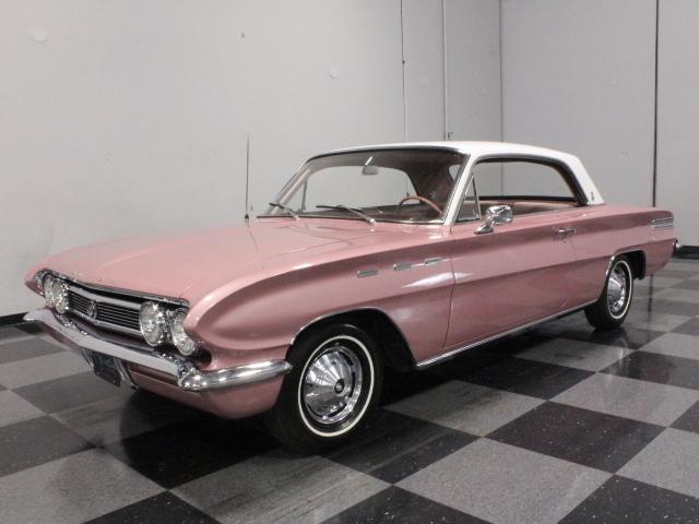 Pink 1962 Buick Skylark For Sale | MCG Marketplace